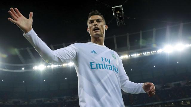 Ronaldo à beira de quebrar recorde... negativo