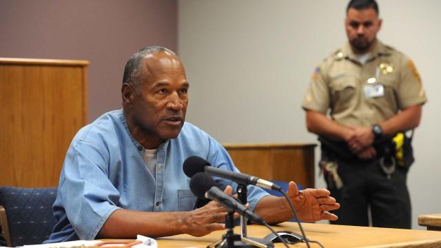 O.J. Simpson sairá em liberdade condicional, Florida não o quer acolher