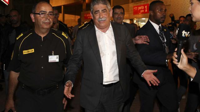 Tudo o que disse Luís Filipe Vieira na Assembleia Geral do Benfica