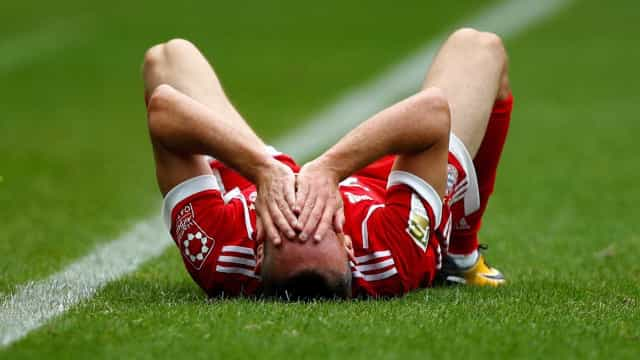 Bayern em crise: Novo escorregão e a liderança a cinco pontos