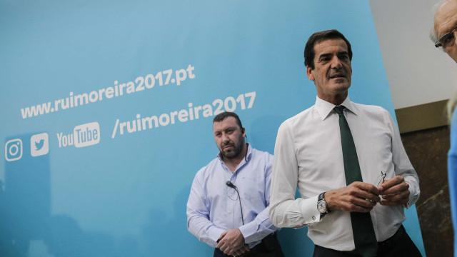 Rui Moreira ganha no Porto, Pizarro alcança bom resultado