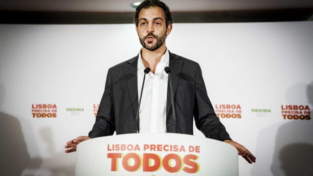 Duarte Cordeiro eleito presidente da Federação de Lisboa do PS