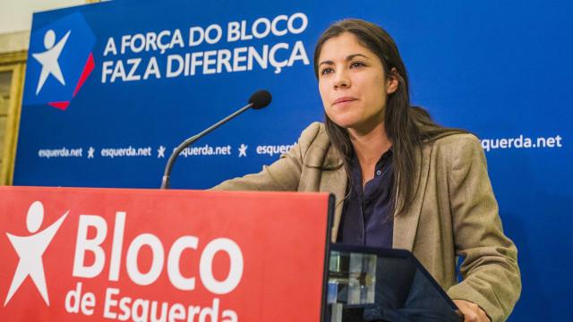Bloco anuncia projeto de resolução para manter défice de 2018 em 1,1%