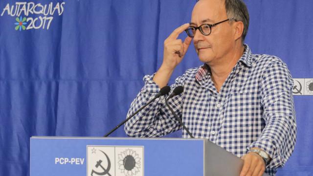 PCP quer novo aumento de dez euros nas pensões a partir de 1 de janeiro
