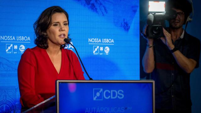 Autárquicas'17 ao minuto: CDS festeja e Leal Coelho tenta 'safar' Passos