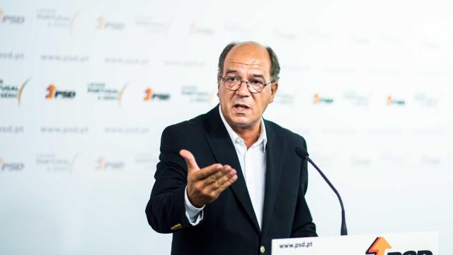 Carlos Carreiras recusa especular sobre origem e remete para investigação