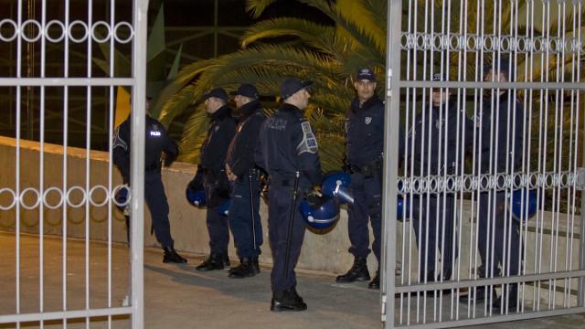 Mais de 40 pessoas detidas em Lisboa nas últimas 24 horas