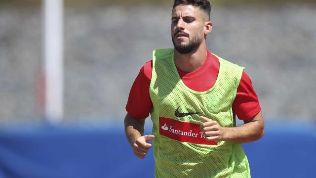 "Benfica? ""Espero voltar a fazer o gosto ao pé"""