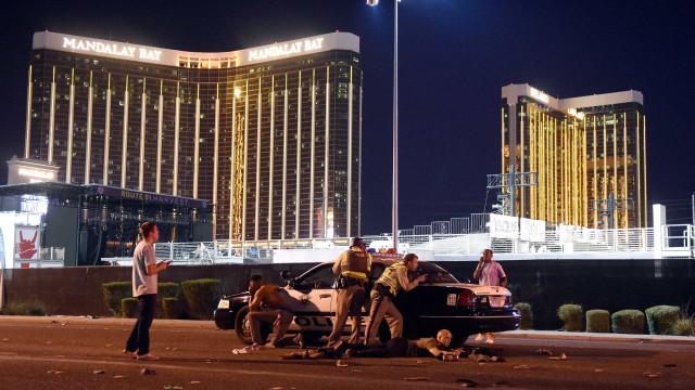 Tiroteio em hotel de Las Vegas. Pelo menos 20 mortos