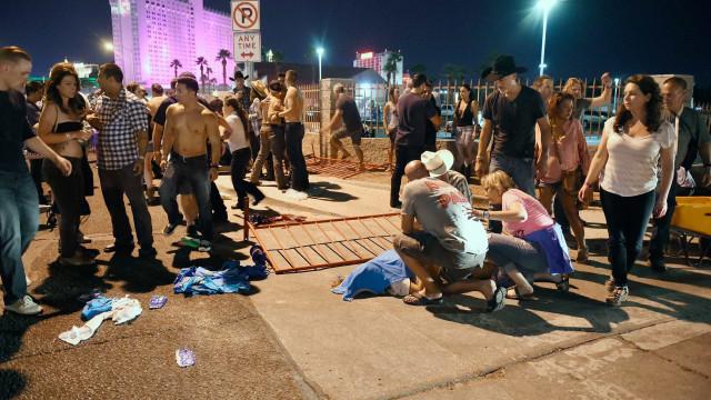 Balanço de massacre cada vez mais sangrento: 59 mortos e 527 feridos