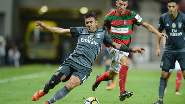 """Benfica queixa-se do VAR: """"O critério não é uniforme"""""""