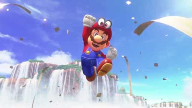 Mario está de regresso nos lançamentos de jogos para outubro