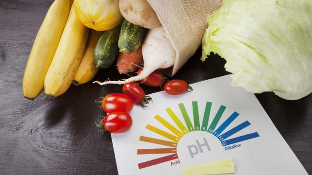"""""""Não existe uma dieta alcalina"""", mas a questão do pH """"não é fantochada"""""""