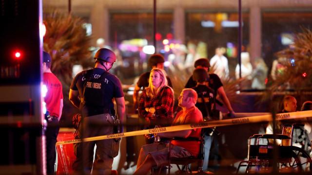 Massacre Las Vegas: Número de mortos sobe para 58