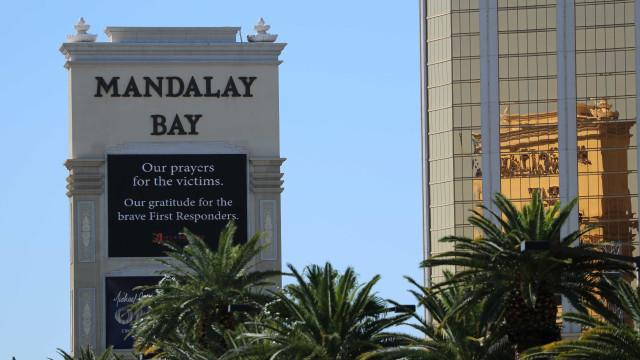 Las Vegas: Usa o corpo como escudo para proteger a mulher