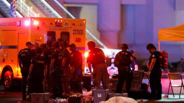 Massacre de Las Vegas leva Facebook a ativar 'Safety Check'