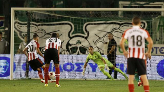 Vlachodimos já é jogador do Benfica