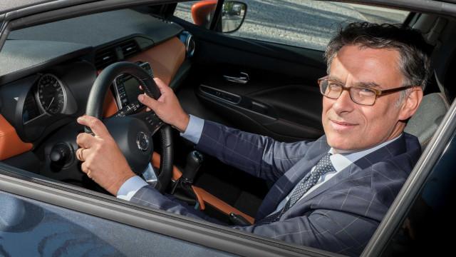 Nissan Portugal tem novo diretor-geral