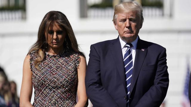 """Trump diz que atirador de Las Vegas é homem """"muito, muito doente"""""""