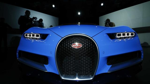 Bugatti Chiron: Conheça mais sobre a nova máquina de Ronaldo