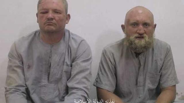 Daesh divulga vídeo de prisioneiros russos capturados pelo grupo