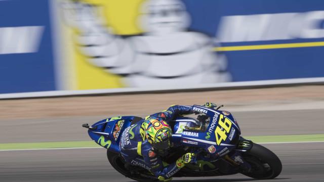 Rossi fez revelação surpreendente sobre esta temporada