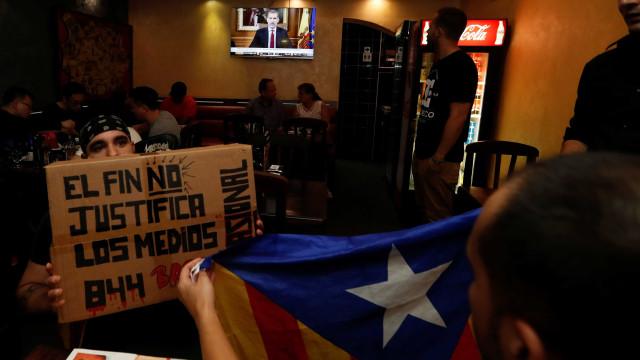 O discurso que queria unir Espanha dividiu-a ainda mais