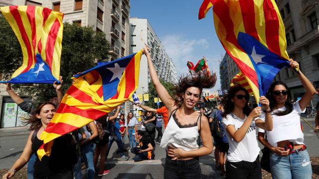 Imagens de violência na Catalunha que (afinal) podem ter sido manipuladas
