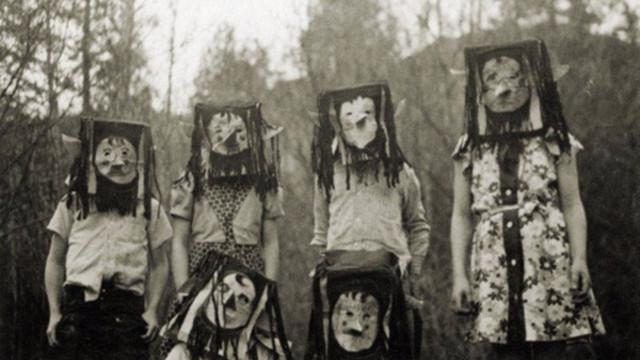 O Halloween já não o assusta? Veja como era há vários anos