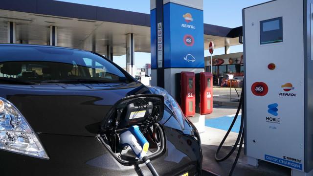 EDP e Repsol estreiam carregamentos elétricos rápidos na 2.ª Circular