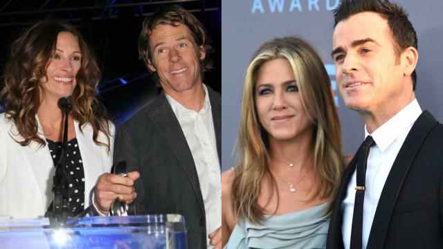 Os casamentos secretos mais bem guardados das celebridades