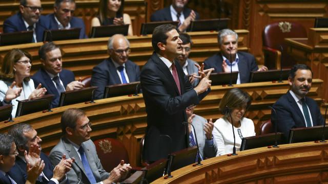 """PSD questiona Costa sobre Tancos: """"Foi um furto ou não foi um furto?"""""""