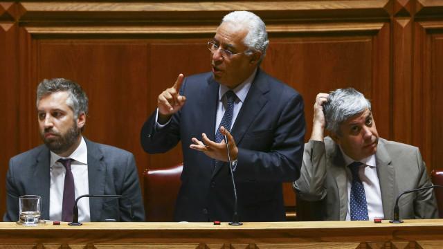 Costa admite fim de corte de 10% no subsídio de desemprego