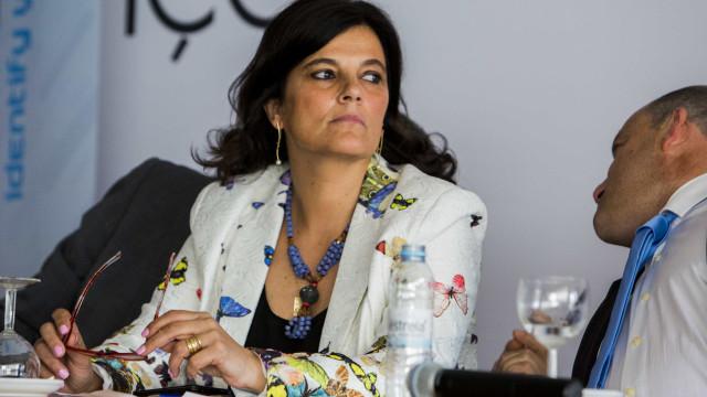 Ministra da Administração Interna demite diretora do SEF