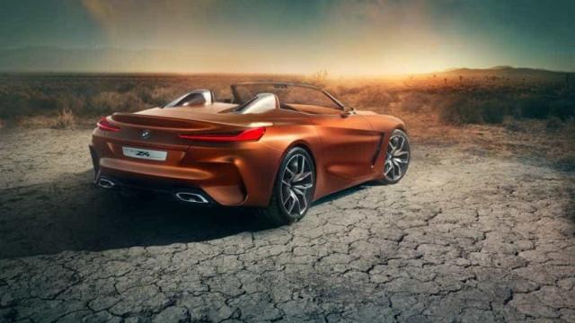 Prepara-se: O novo BMW Z4 vai ser diferente de tudo o que já viu