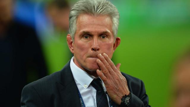 """Heynckes: """"Não temos nada a perder em Madrid"""""""