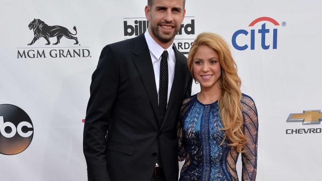 Rumores de separação voltam a assombrar Shakira e Piqué
