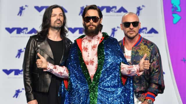 30 Seconds to Mars vão regressar a Portugal