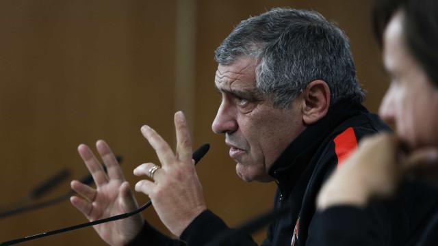 Em dia de aniversário de Pinto da Costa, Fernando Santos recorda episódio
