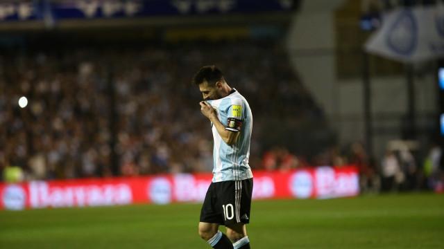 Líder da FIFA diz ser injusto que Messi retire-se sem ganhar um Mundial