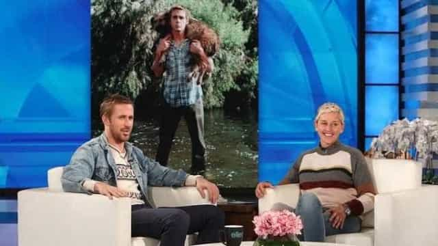 Ryan Gosling fala sobre morte de 'cãopanheiro'
