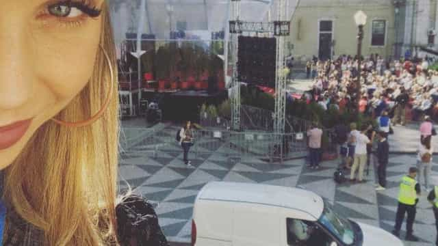 Luciana Abreu confessa que ainda não decidiu o nome dos gémeos