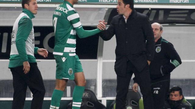 Slimani revela que Marco Silva o tentou 'levar' para o Watford