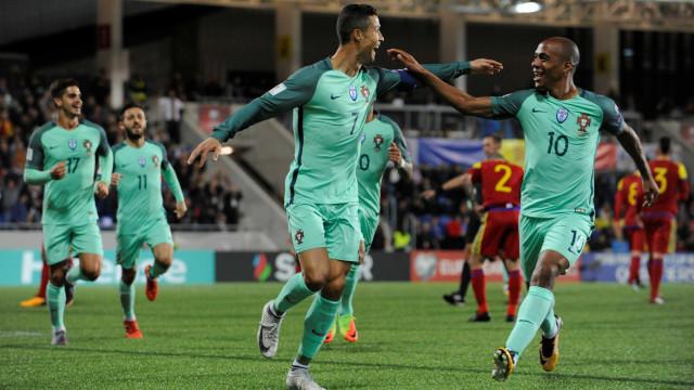 Recorde de Ronaldo como marcador em quatro europeus no Guinness de 2018