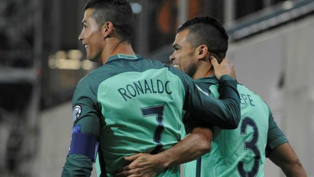 Portugal obrigado a vencer Suíça para garantir apuramento direto