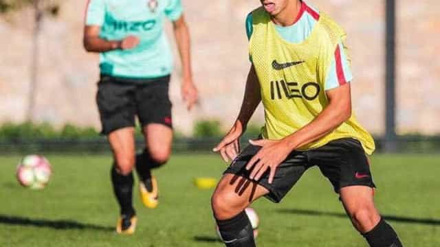 Benfica quer fazer de João Félix a próxima grande pérola da academia