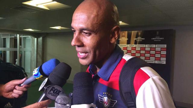 Irmão de Luisão arrependido por não ter assinado pelo Sporting