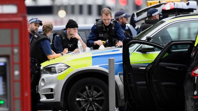 Condutor responsável por atropelamento em Londres foi libertado