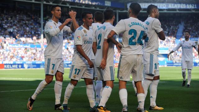 Missão cumprida: Foi assim que o Real Madrid 'blindou' o plantel merengue