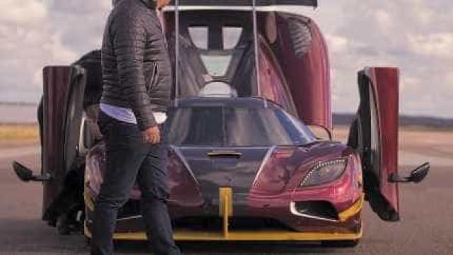 Agera RS atinge novo recorde dos 0 aos 400 km/h e dos 400 aos 0 k/hm